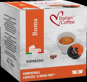 Lavazza A Modo Mio Roma Espresso 16 szt.