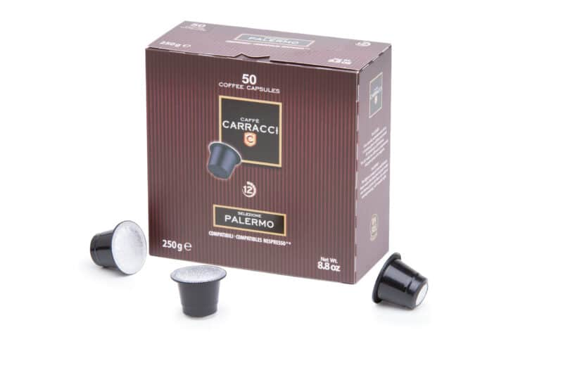 Carracci Palermo kapsułki do Nespresso - 50 kapsułek