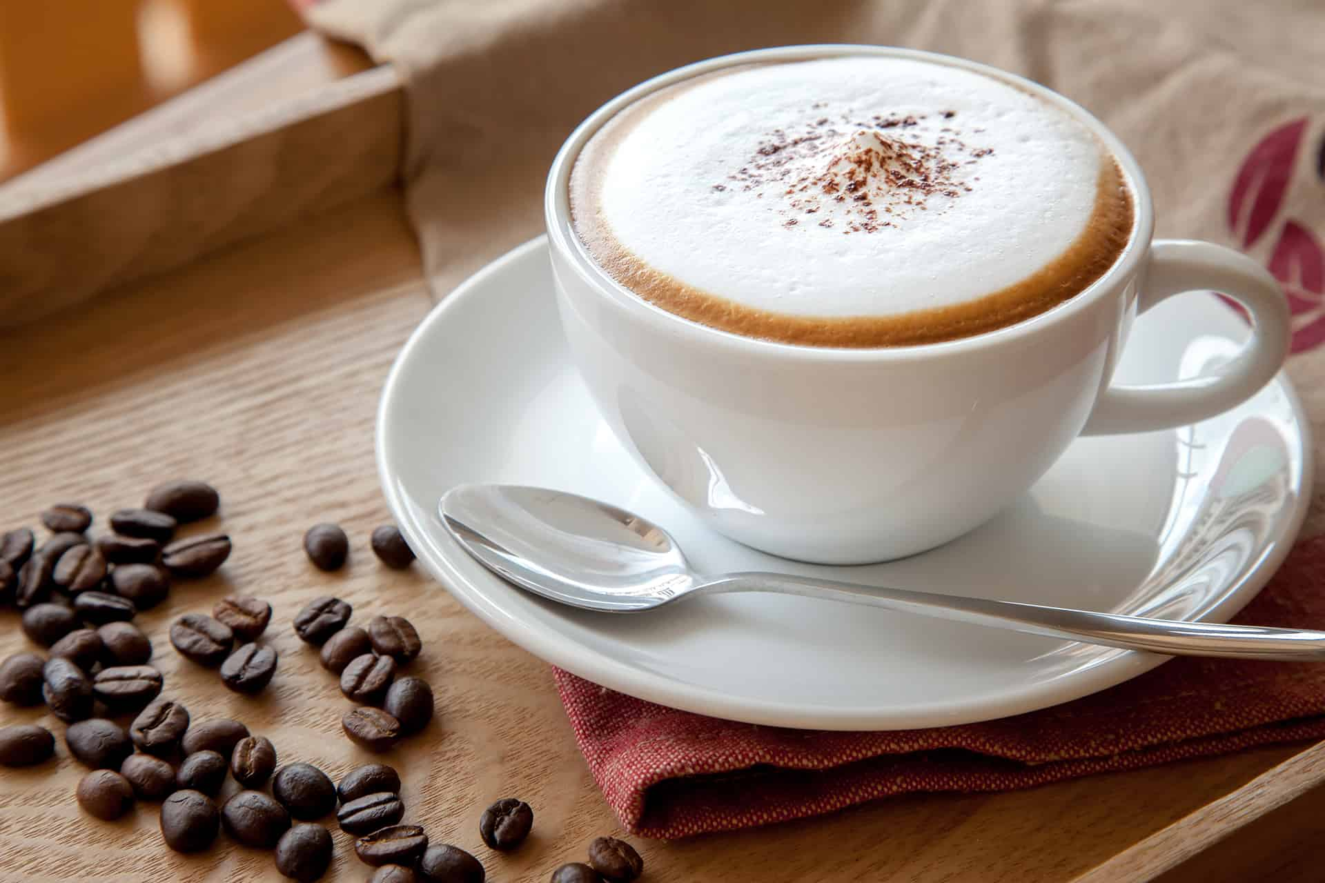 Przepis na ciasto cappuccino