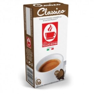 Bonini Espresso Classico - kapsułki do Nespresso - 10 kapsułek