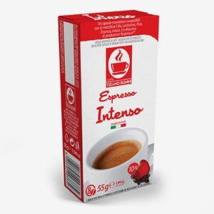 Bonini Espresso Intenso - kapsułki do Nespresso - 10 kapsułek