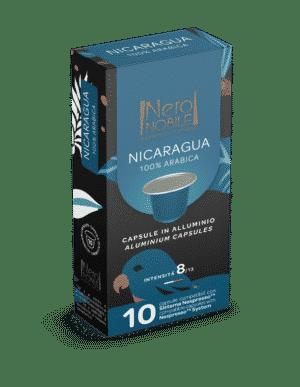 Kapsulłi Nespresso Nero Nobile NICARAGUA